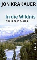 Boek cover In die Wildnis van Jon Krakauer