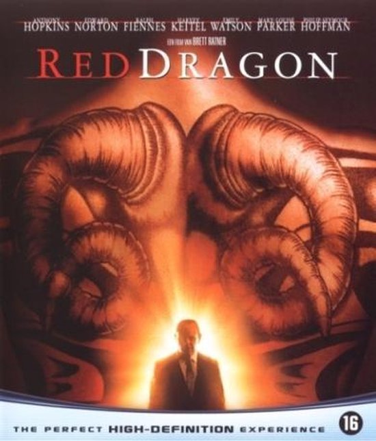 Cover van de film 'Red Dragon'