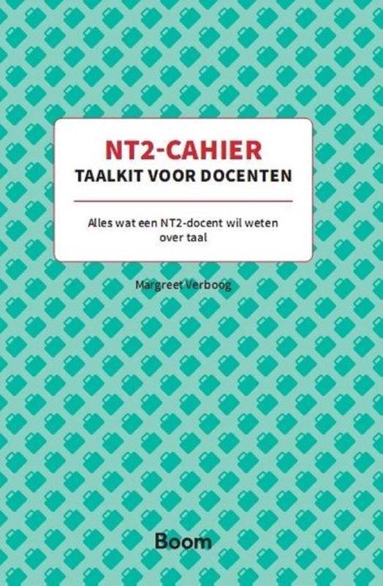 NT2-Cahier - Margreet Verboog | Readingchampions.org.uk