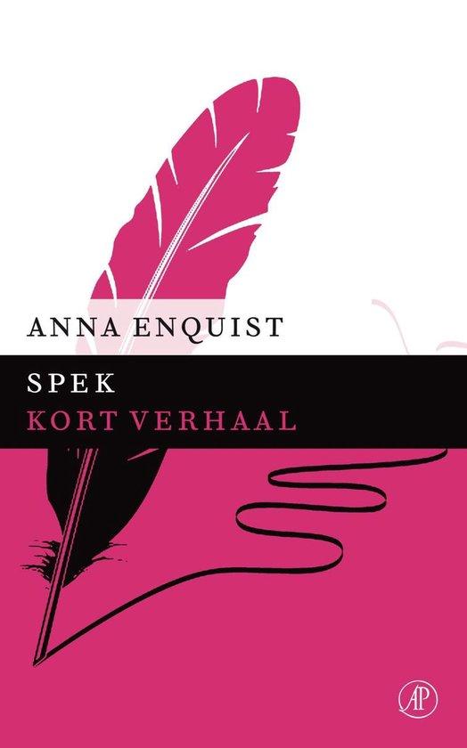 Spek - Anna Enquist  