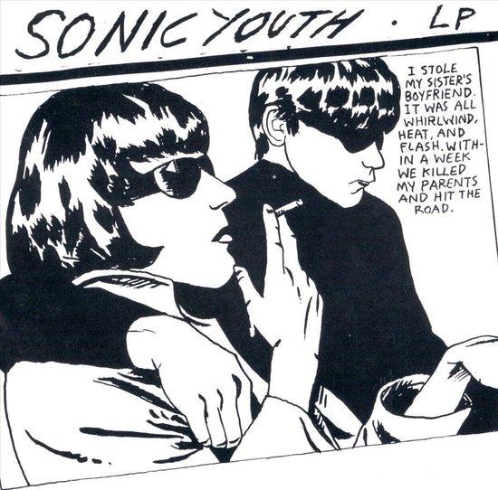 CD cover van Goo van Sonic Youth