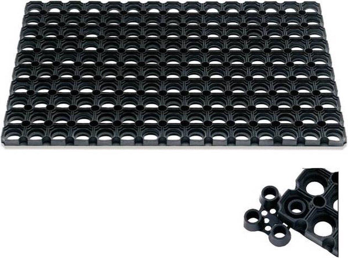 Hamat Ringmat Domino Rubber - 60 x 80 cm - HAMAT