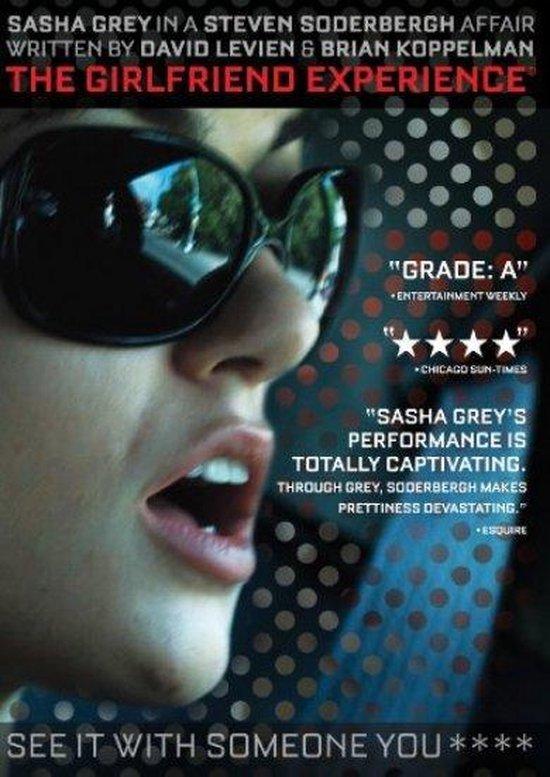 Cover van de film 'Girlfriend Experience'