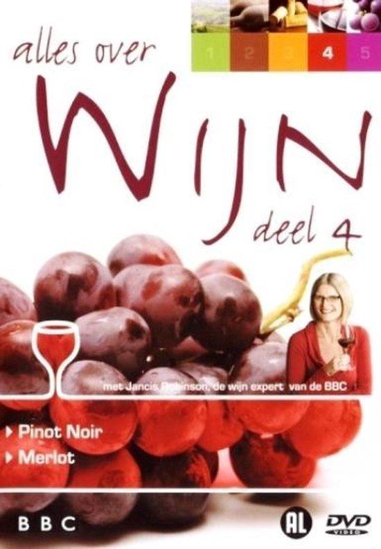 Cover van de film 'Alles Over Wijn Deel 4'