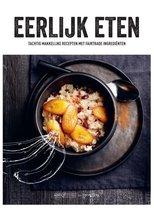 Boek cover Eerlijk eten van Judith Verkuil