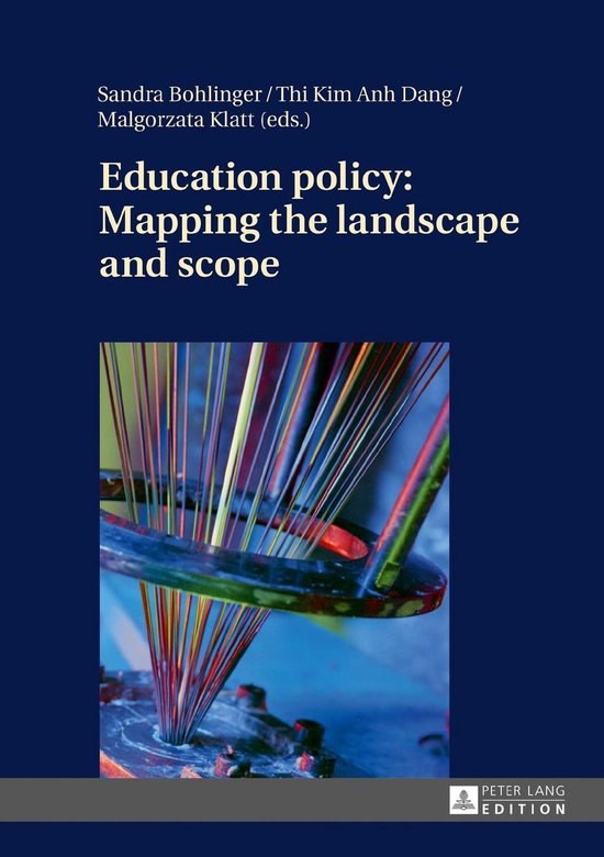 Education policy: Mapping the landscape and scope