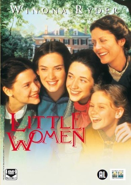 Cover van de film 'Little Women'
