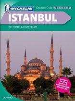 Michelin. Istanbul met hotels & restaurants - Groene Gids Weekend