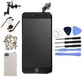 Voor Apple iPhone 6 Plus - AA+ Voorgemonteerd LCD scherm Zwart & Tools