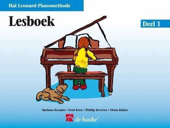 Lesboek De Hal Leonard Piano Methode 1