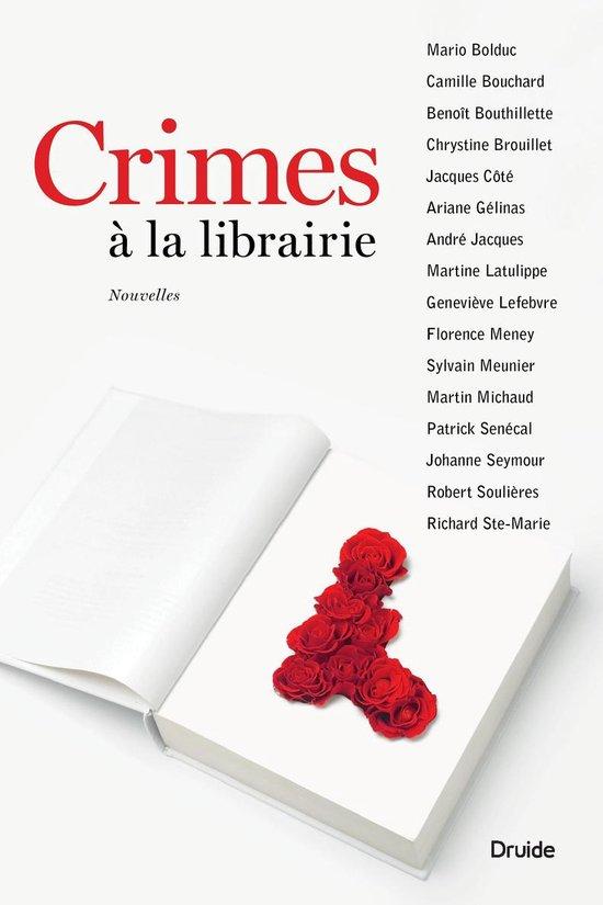Afbeelding van Crimes à la librairie