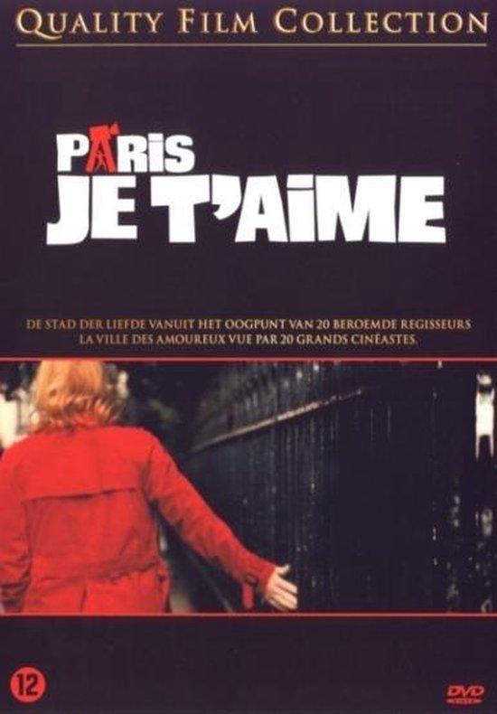 Cover van de film 'Paris Je t'Aime'