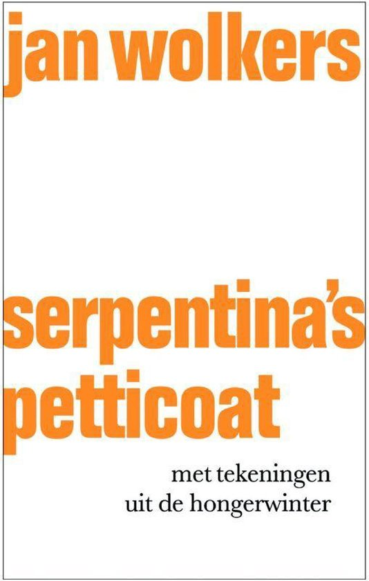 Serpentina's petticoat - Jan Wolkers | Readingchampions.org.uk