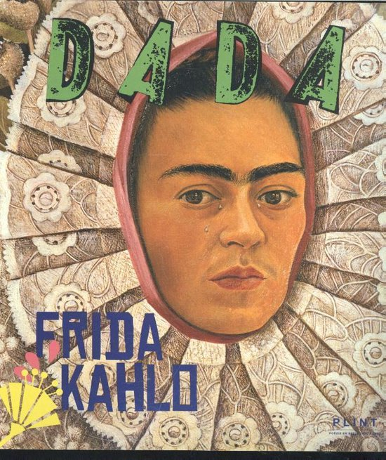 Plint DADA 99 Frida Kahlo - Mia Goes  