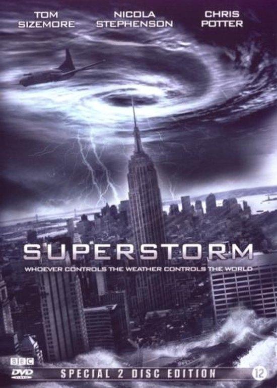 Cover van de film 'Superstorm'