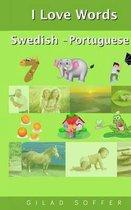 I Love Words Swedish - Portuguese