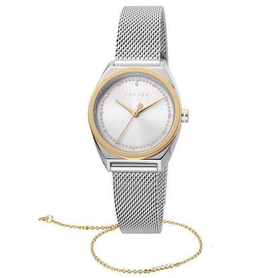 Esprit Slice Dot ES1L100M0085 Dames Horloge 14 mm