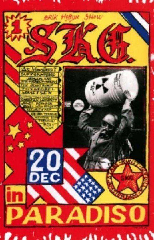Cover van het boek 'SKG'