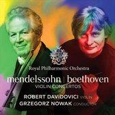 Mendelssohn/Beethoven: Violin Conce