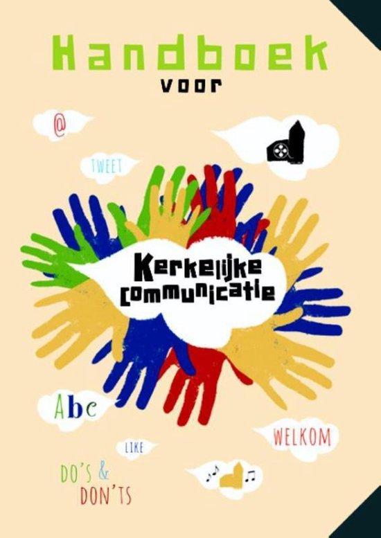 Boekomslag voor Werken in de kerk - Handboek voor kerkelijke communicatie
