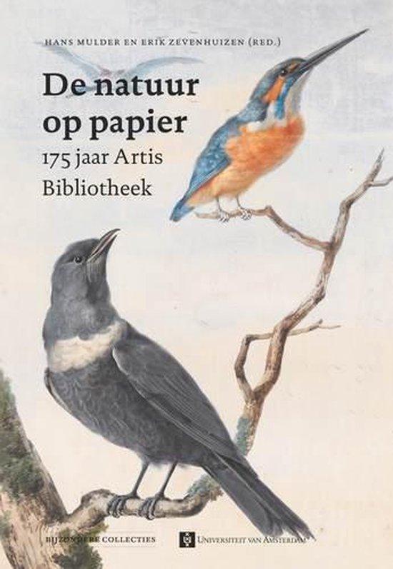 De natuur op papier? - Hans Mulder |