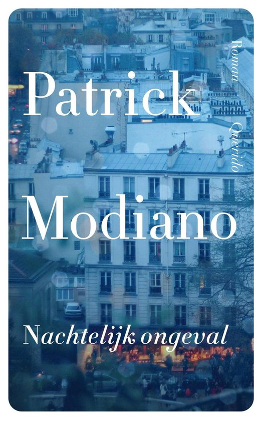Nachtelijk ongeval - Patrick Modiano |