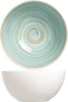 Cosy&Trendy Turbolino Kom - Ø14,5 cm - Blauw - 6 stuks
