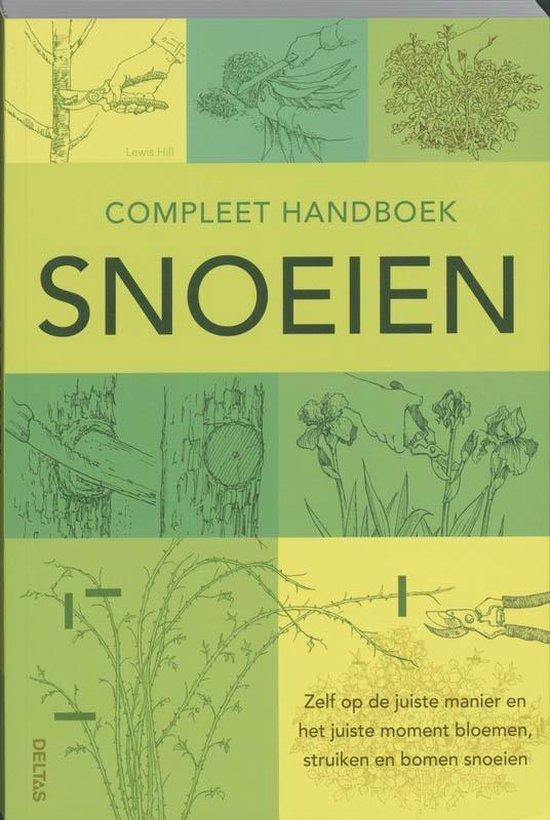 Cover van het boek 'Compleet handboek snoeien'
