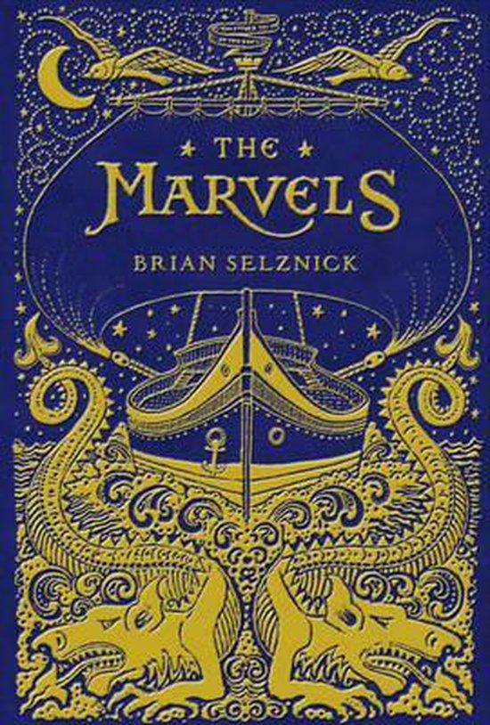 Bol Com The Marvels Brian Selznick 9781407159454 Boeken