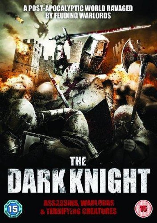 Cover van de film 'Dark Knight'