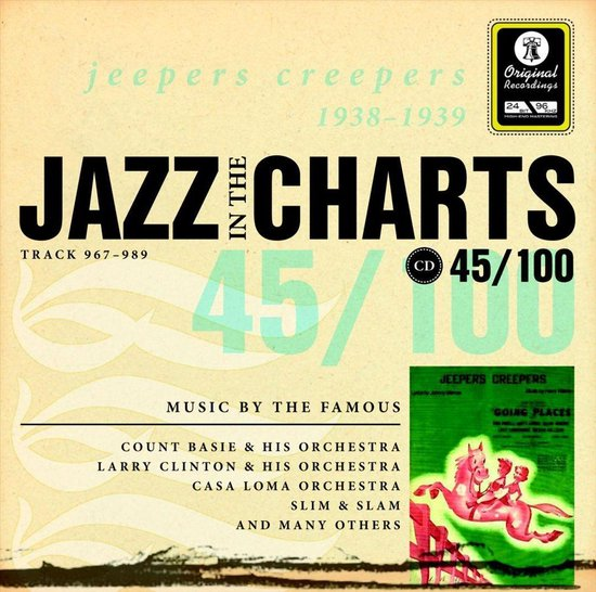 Jazz In The Charts 45/1938-39