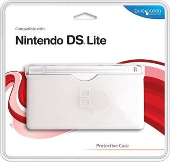 Protective Case White Ndslite (Blue Ocean)