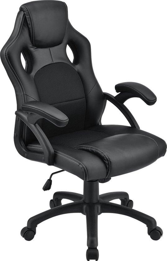 Bureaustoel / Gamingstoel - Zwart
