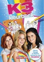 K3 kleurboek (met foto op cover)