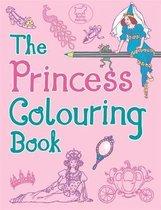 The Princess Colouring Book
