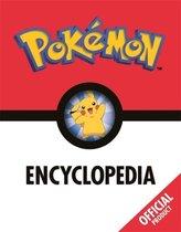 Boek cover The Official Pokemon Encyclopedia van Pokémon (Hardcover)
