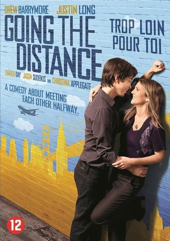 Cover van de film 'Going The Distance'