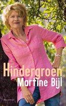 Boek cover Hindergroen van Martine Bijl