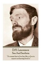 Boek cover D.H. Lawrence - Sea and Sardinia van D.H. Lawrence (Paperback)
