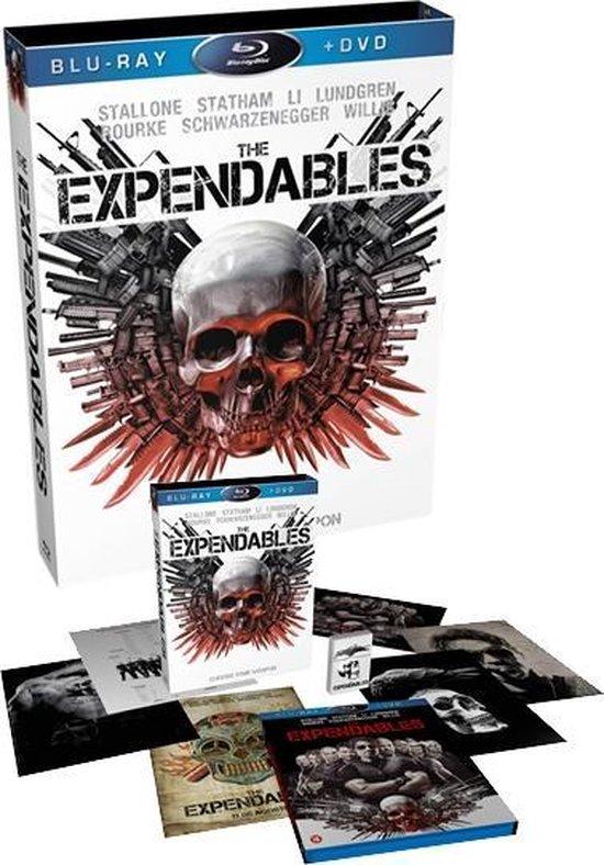 Cover van de film 'Expendables'