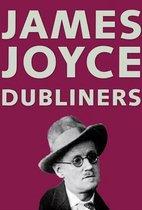 Boek cover Dubliners van James Joyce