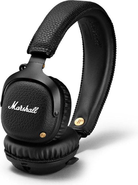 Marshall Mid Bluetooth - On-ear Koptelefoon - Zwart
