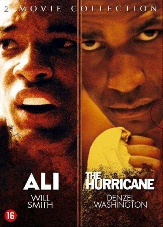 Cover van de film 'Ali/Hurricane'