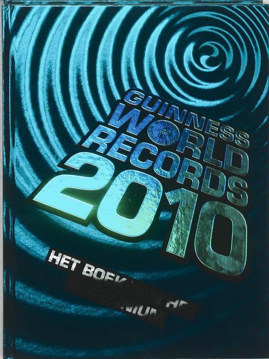 Guinness World Records 2010 - Onbekend |