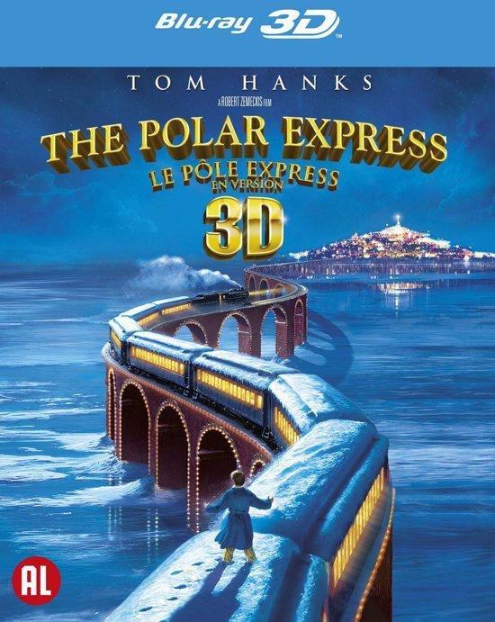 The Polar Express (3D Blu-ray)