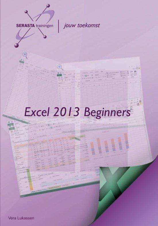 Excel 2013 Beginners - Vera Lukassen |