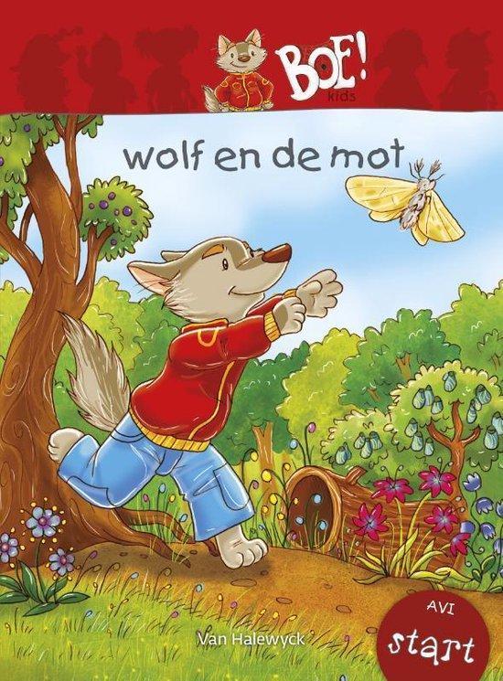 Boe!Kids - Wolf en de mot - Thea Dubelaar pdf epub