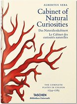 Albertus Seba - Cabinet of natural curiosities