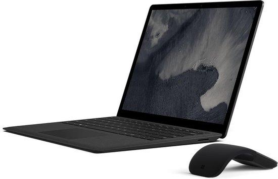 Microsoft Surface Laptop 2 - i5 - 8 GB - 256 GB (Zwart)