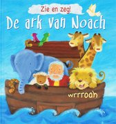 Boek cover Ark van noach van V. Tebbs